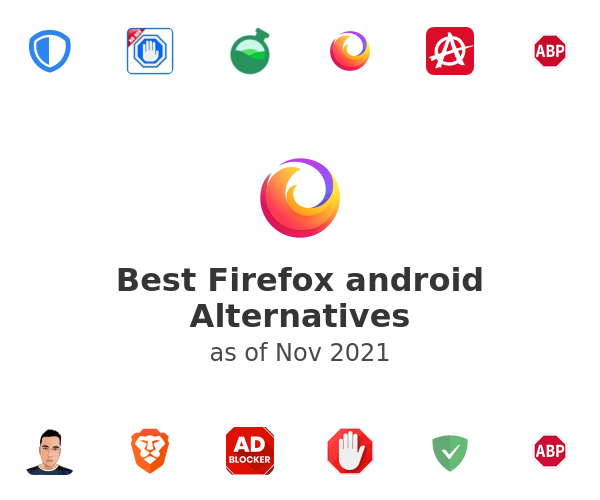 Best Firefox android Alternatives