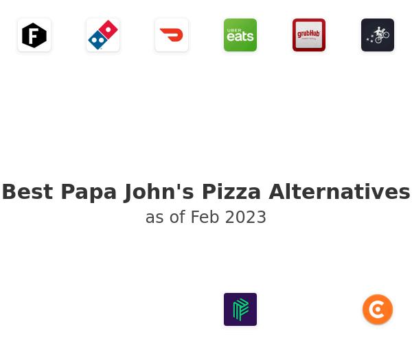 Best Papa John's Pizza Alternatives
