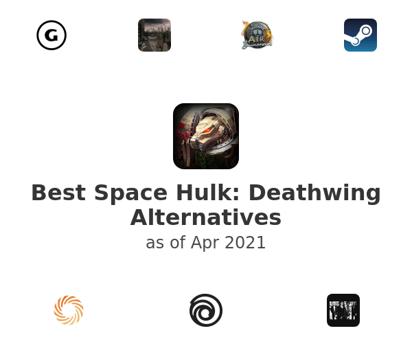Best Space Hulk: Deathwing Alternatives