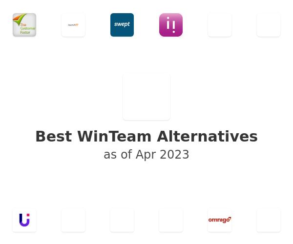 Best WinTeam Alternatives