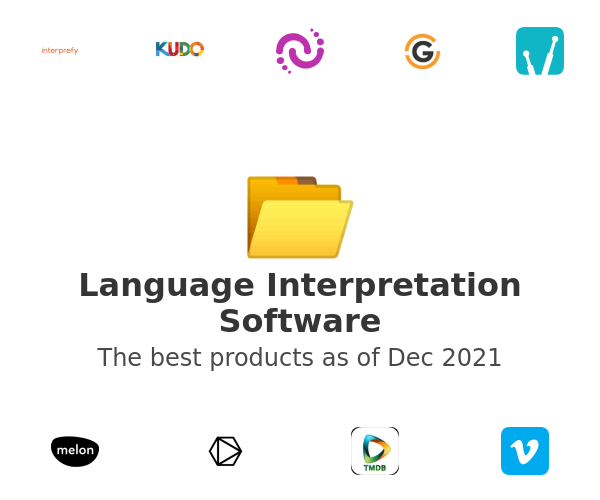 Language Interpretation Software