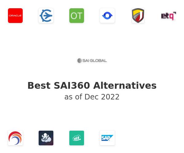 Best SAI360 Alternatives