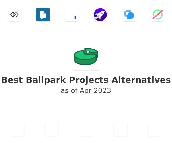 Best Ballpark Projects Alternatives