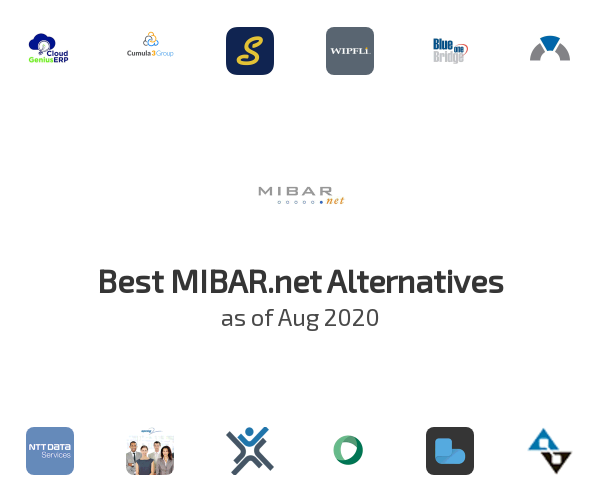Best MIBAR.net Alternatives