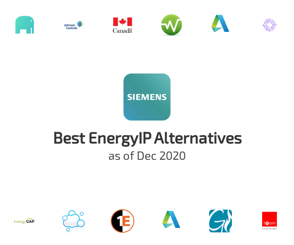 Best EnergyIP Alternatives