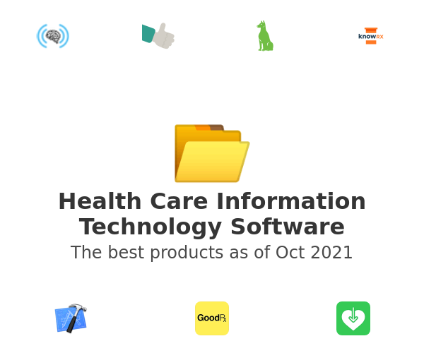Health Care Information Technology Software