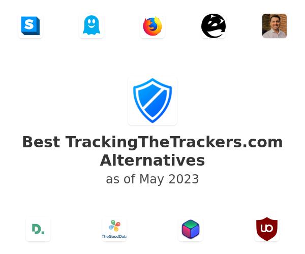 Best TrackingTheTrackers.com Alternatives