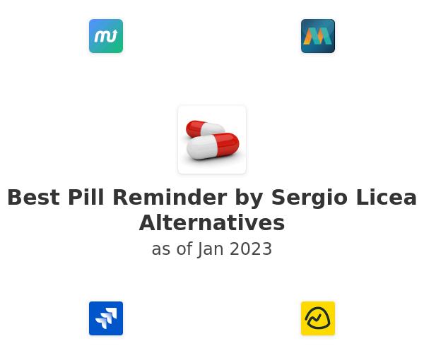 Best Pill Reminder by Sergio Licea Alternatives