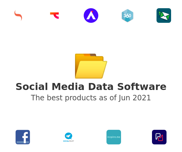 Social Media Data Software