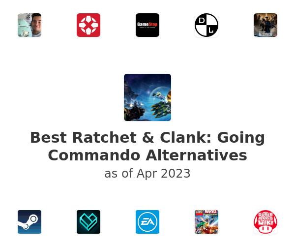 Best Ratchet & Clank: Going Commando Alternatives