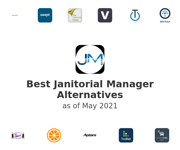Best Janitorial Manager Alternatives