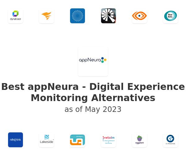 Best appNeura - Digital Experience Monitoring Alternatives