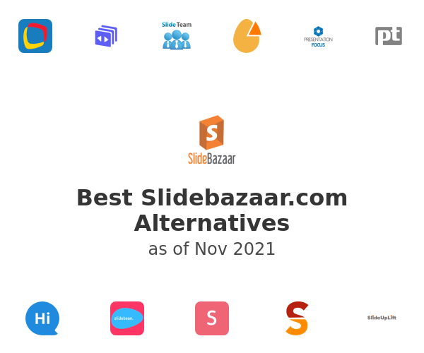 Best Slidebazaar.com Alternatives