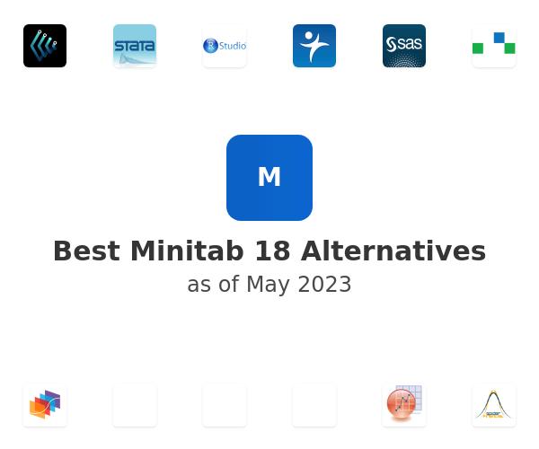Best Minitab 18 Alternatives