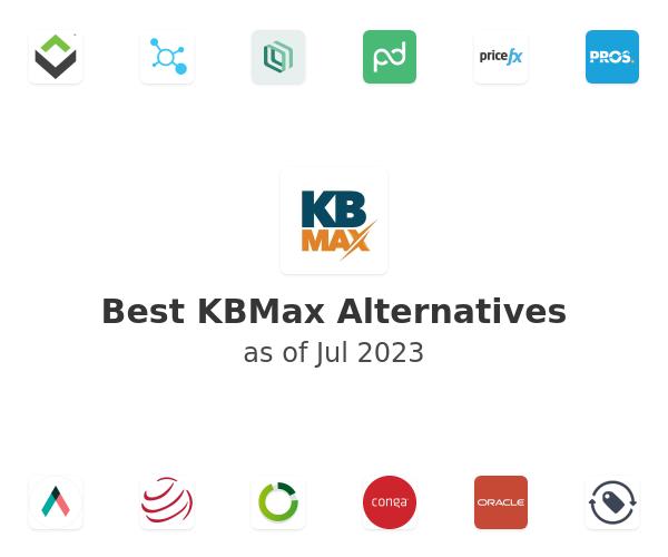 Best KBMax Alternatives