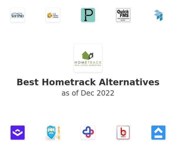 Best Hometrack Alternatives