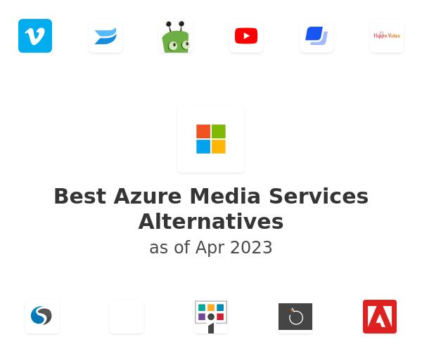 Best Azure Media Services Alternatives