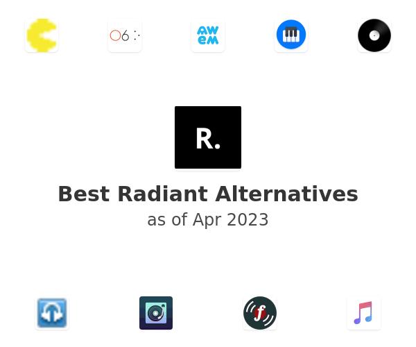 Best Radiant Alternatives