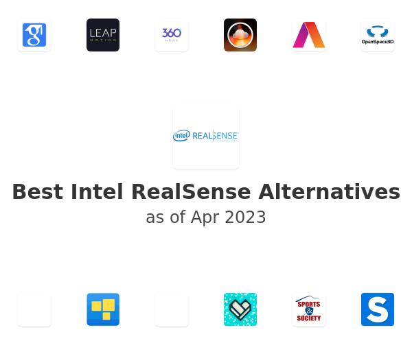 Best Intel RealSense Alternatives