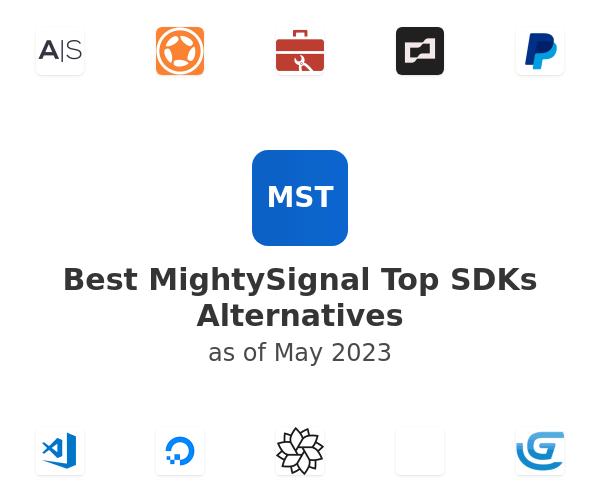 Best MightySignal Top SDKs Alternatives