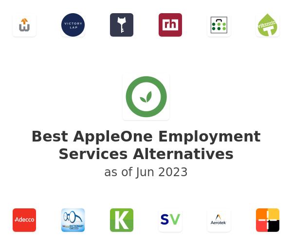 Best AppleOne Employment Services Alternatives