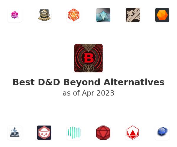 Best D&D Beyond Alternatives