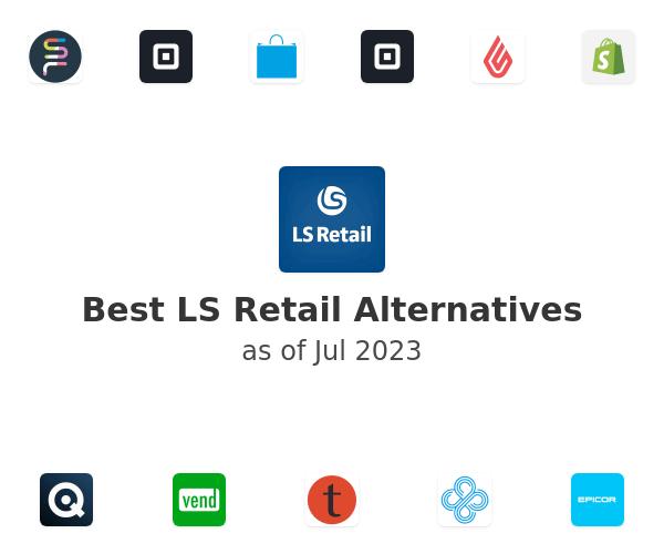 Best LS Retail Alternatives