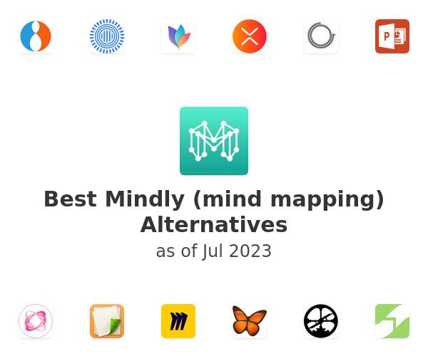 Best Mindly (mind mapping) Alternatives