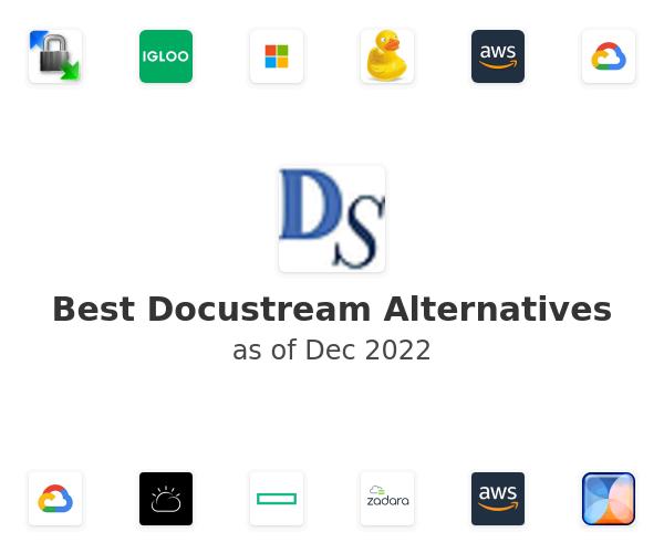 Best Docustream Alternatives