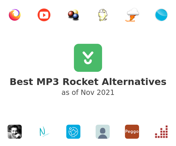 Best MP3 Rocket Alternatives