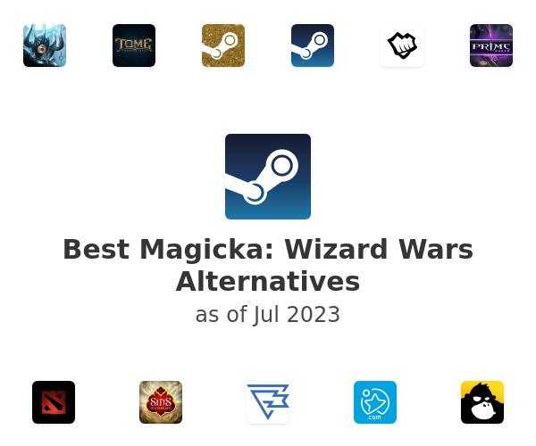 Best Magicka: Wizard Wars Alternatives
