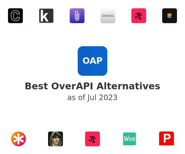 Best OverAPI Alternatives