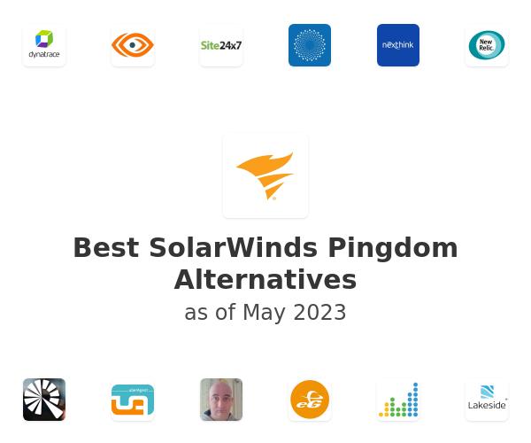 Best SolarWinds Pingdom Alternatives