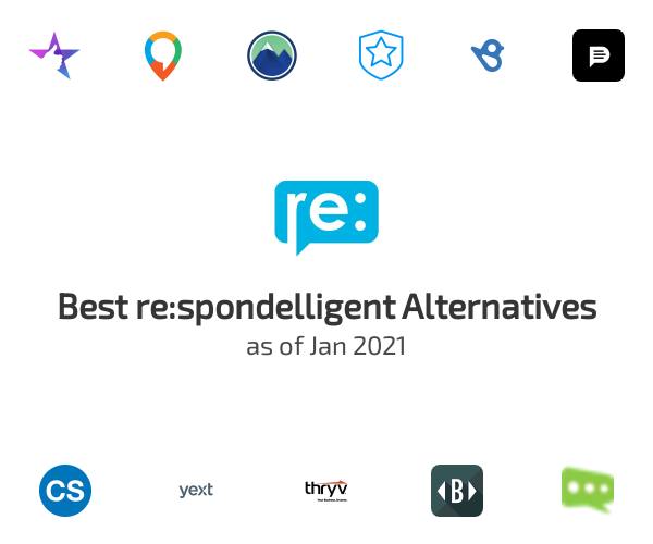 Best re:spondelligent Alternatives
