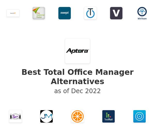 Best Total Office Manager Alternatives