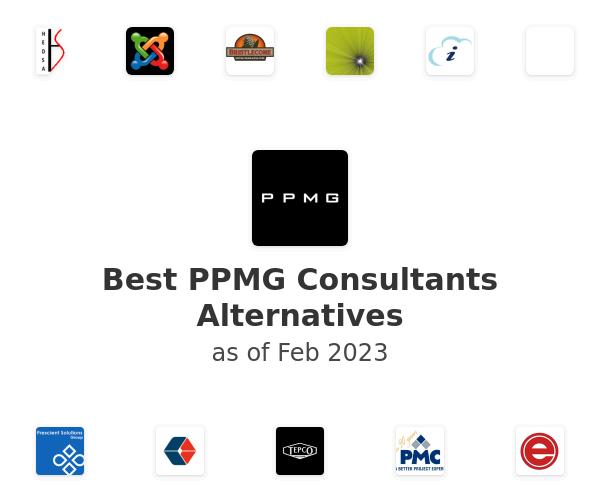 Best PPMG Consultants Alternatives