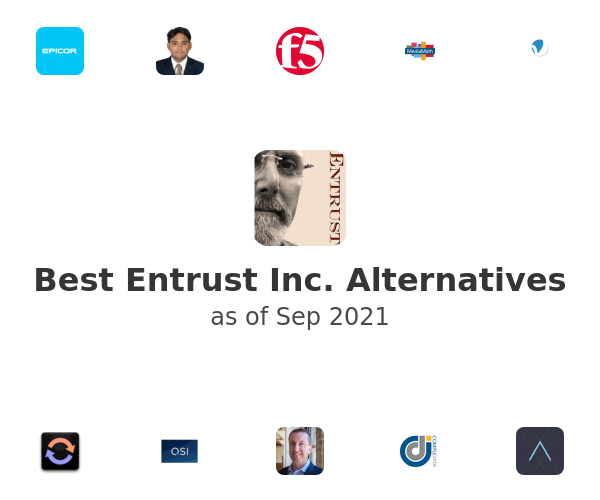 Best Entrust Inc. Alternatives