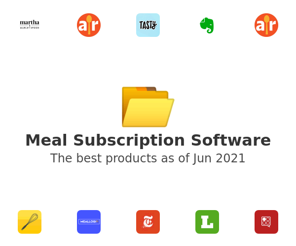 Meal Subscription Software