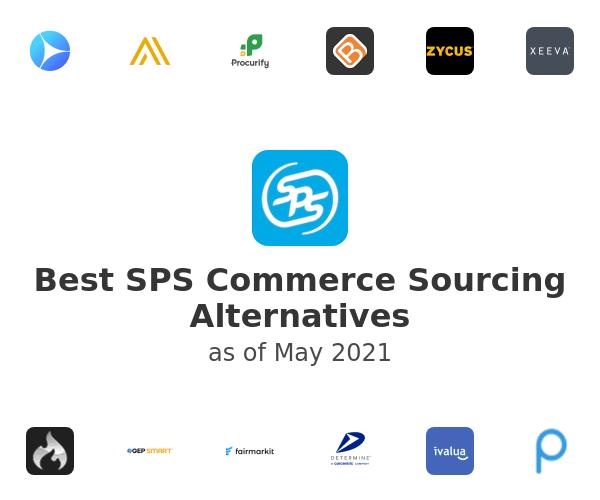 Best SPS Commerce Sourcing Alternatives