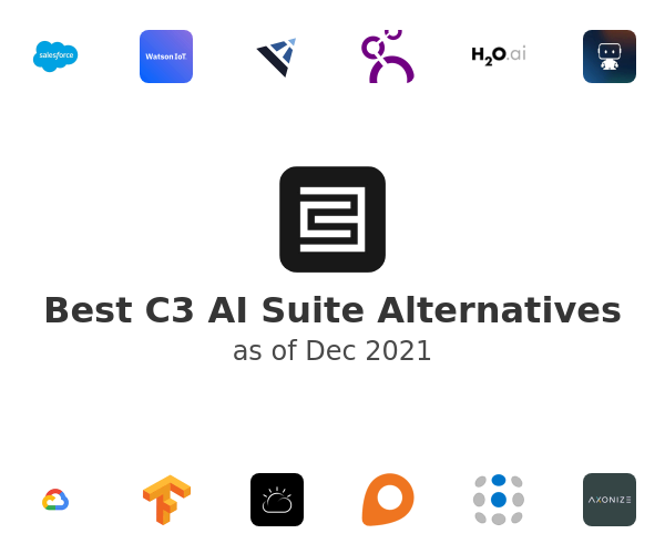 Best C3 AI Suite Alternatives