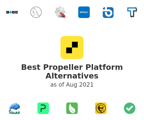 Best Propeller Platform Alternatives