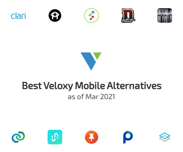 Best Veloxy Mobile Alternatives