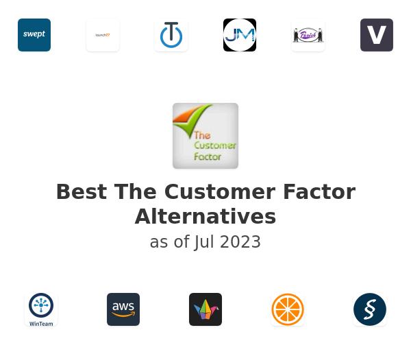 Best The Customer Factor Alternatives