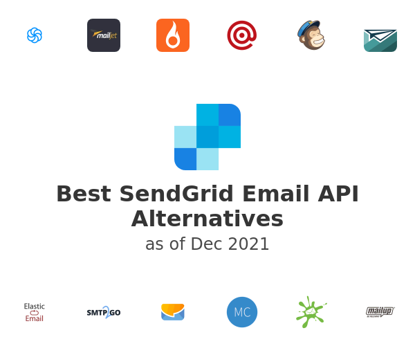 Best SendGrid Email API Alternatives