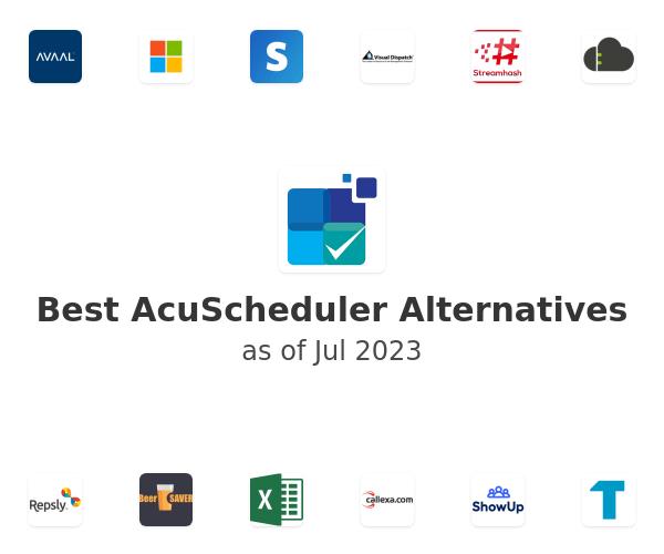 Best AcuScheduler Alternatives