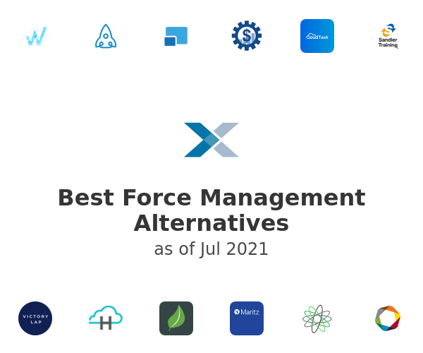 Best Force Management Alternatives