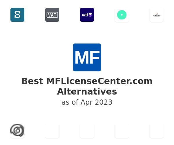 Best MFLicenseCenter.com Alternatives
