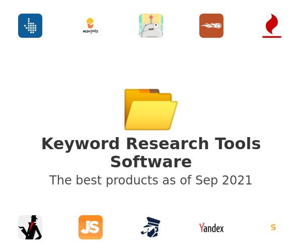 Keyword Research Tools Software