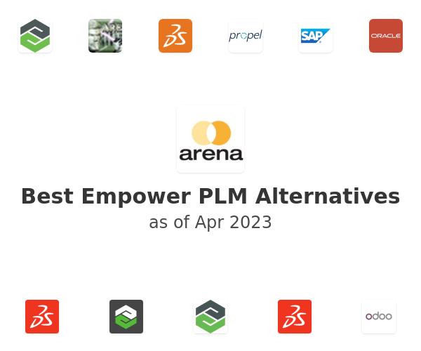 Best Empower PLM Alternatives