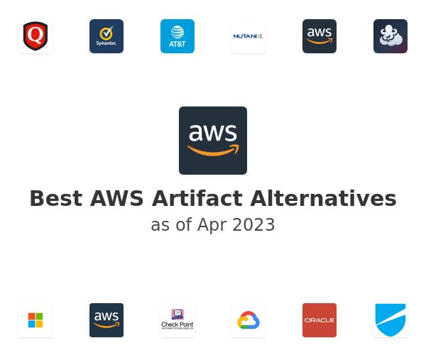 Best AWS Artifact Alternatives